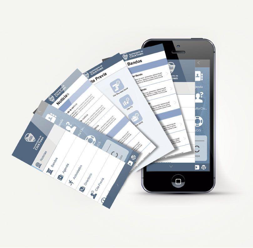 Aplicación Móvil para Ayuntamientos