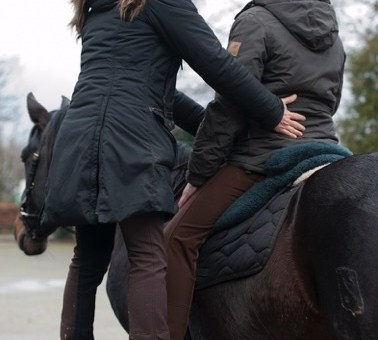 The 5 essentials of good riding lessons (1/5)
