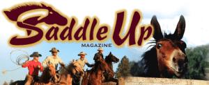 HippoLogic was featured in Saddle Up Magazine