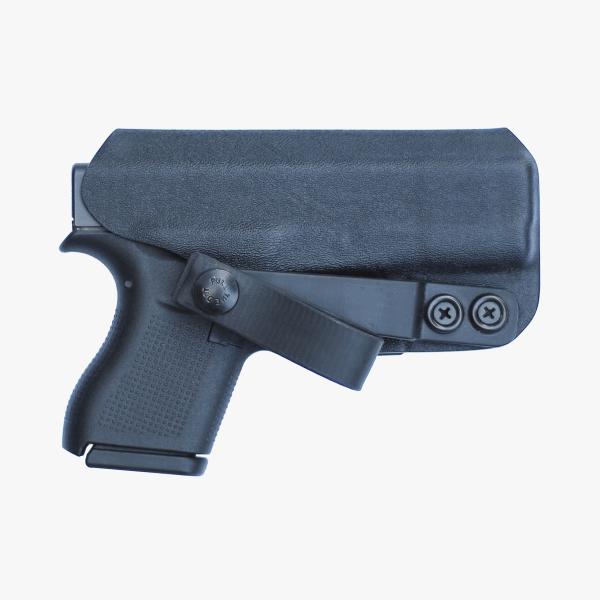 saya loop inside of the waistband (IWB) gun holster