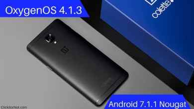 OxygenOS 4.1.3 (7.1.1) for OnePlus 3T