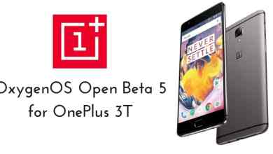 Download and Install OxygenOS Open Beta 15 and 6 for OnePlus 3 and 3T