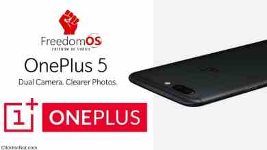 FreedomOS for OnePlus 5