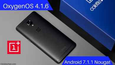 OxygenOS 4.1.6 (7.1.1) for OnePlus 3T