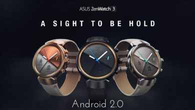 Android Wear 2.0 on Asus ZenWatch 3