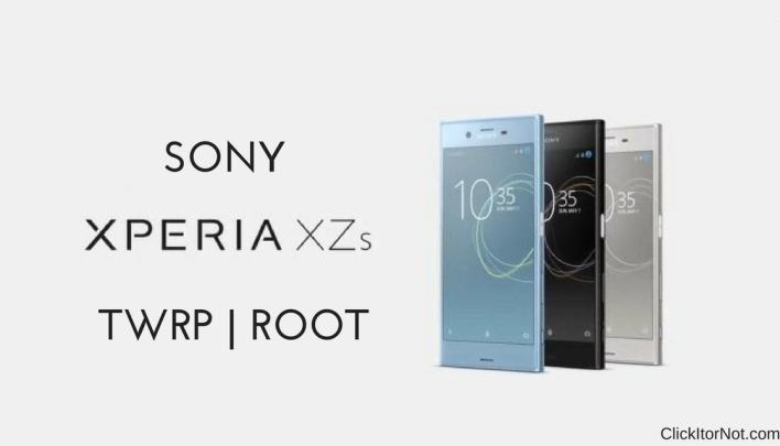 Install TWRP Recovery and Root Sony Xperia XZs