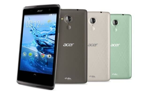 Install TWRP Recovery and Root Acer Liquid Z500
