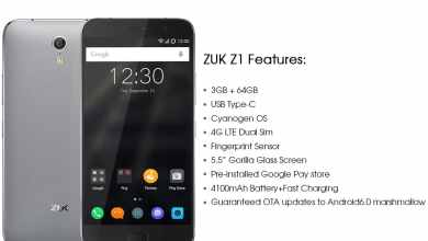 Install TWRP Recovery and Root Lenovo ZUK Z1