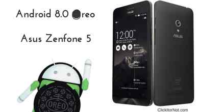 Android 8.0 Oreo on Asus Zenfone 5