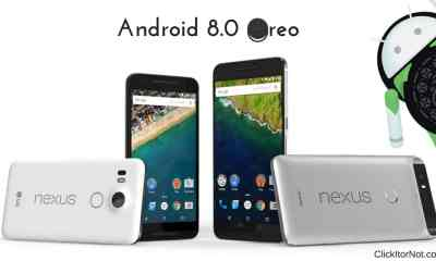 Android 8.0 Oreo on Google Pixel and Nexus Devices