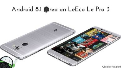 Android 8.1 Oreo on LeEco Le Pro 3-min
