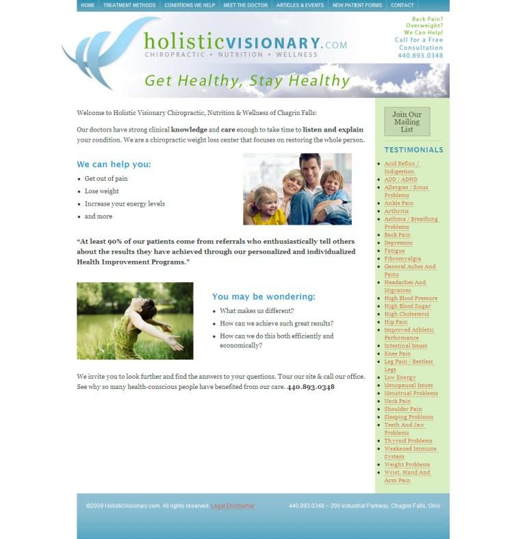 Holistic Visionary