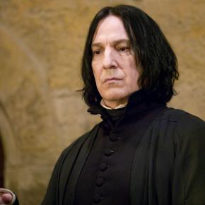 Severus Snape Taught Me that the Teacher Who Bullied Me in School Probably just Wanted to F**k my Mom.