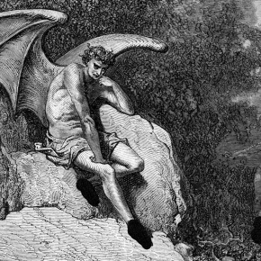 Epic!!! One Avid Reader Has Proven That The Characters in Paradise Lost Never Take Off Their Shoes