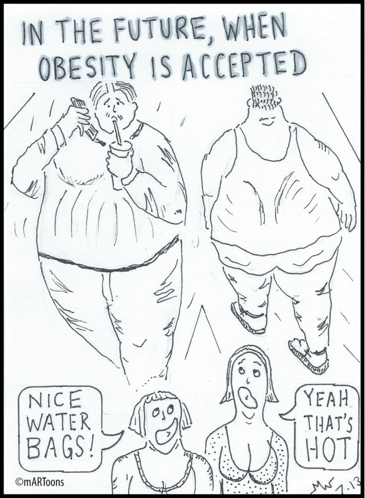 MT# 9 Accept Obesity by Martin West