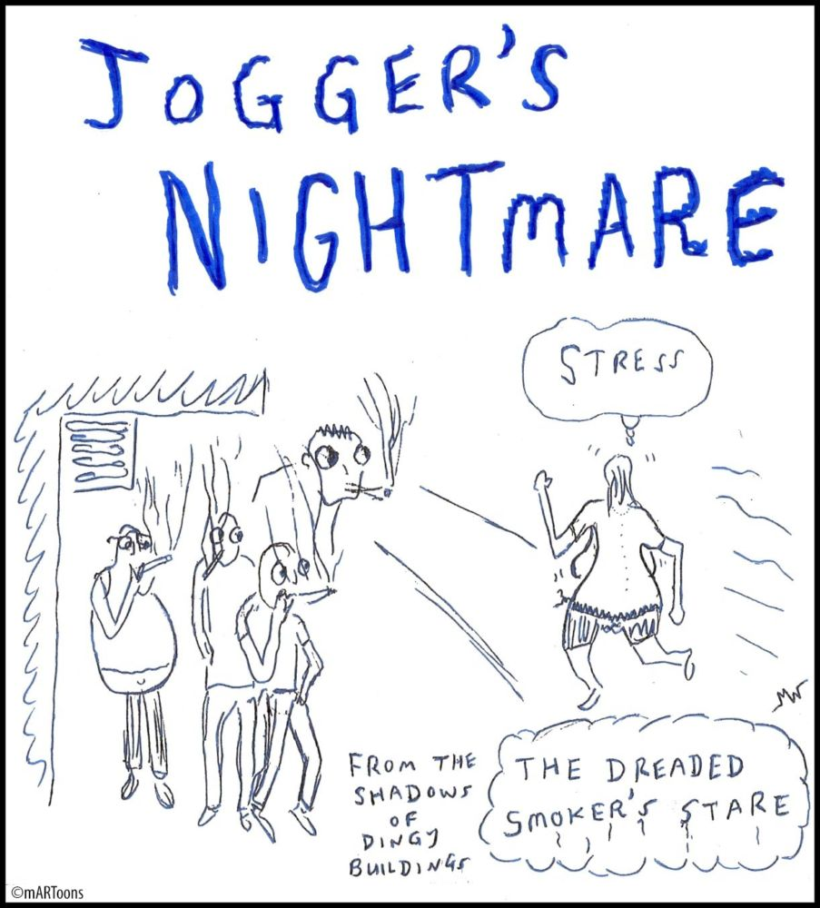 Best of September: MT#12 Jogger's Nightmare