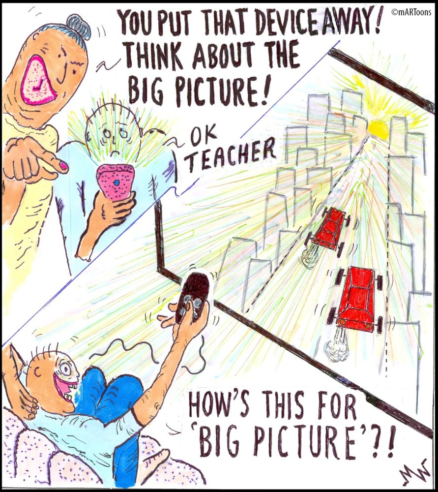 MT#21 Big Picture by Martin West