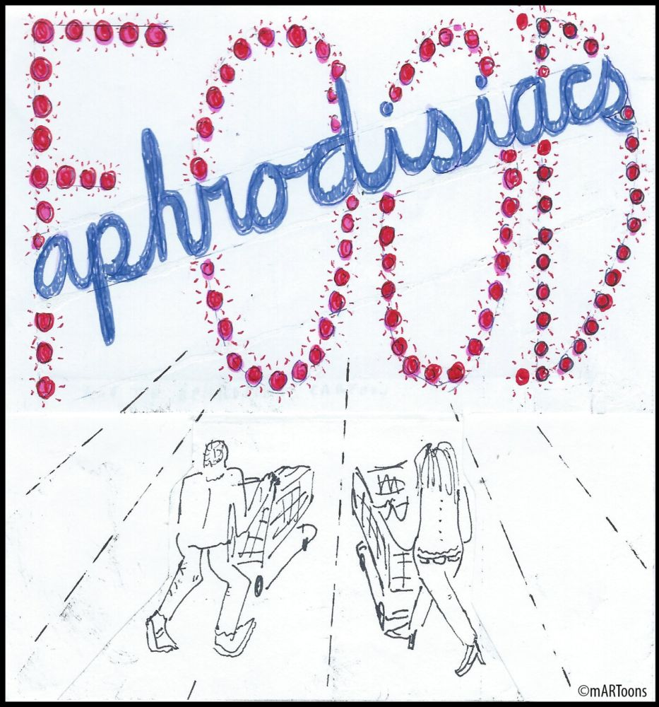 MT#32 Food Aphrodisiac by Martin West