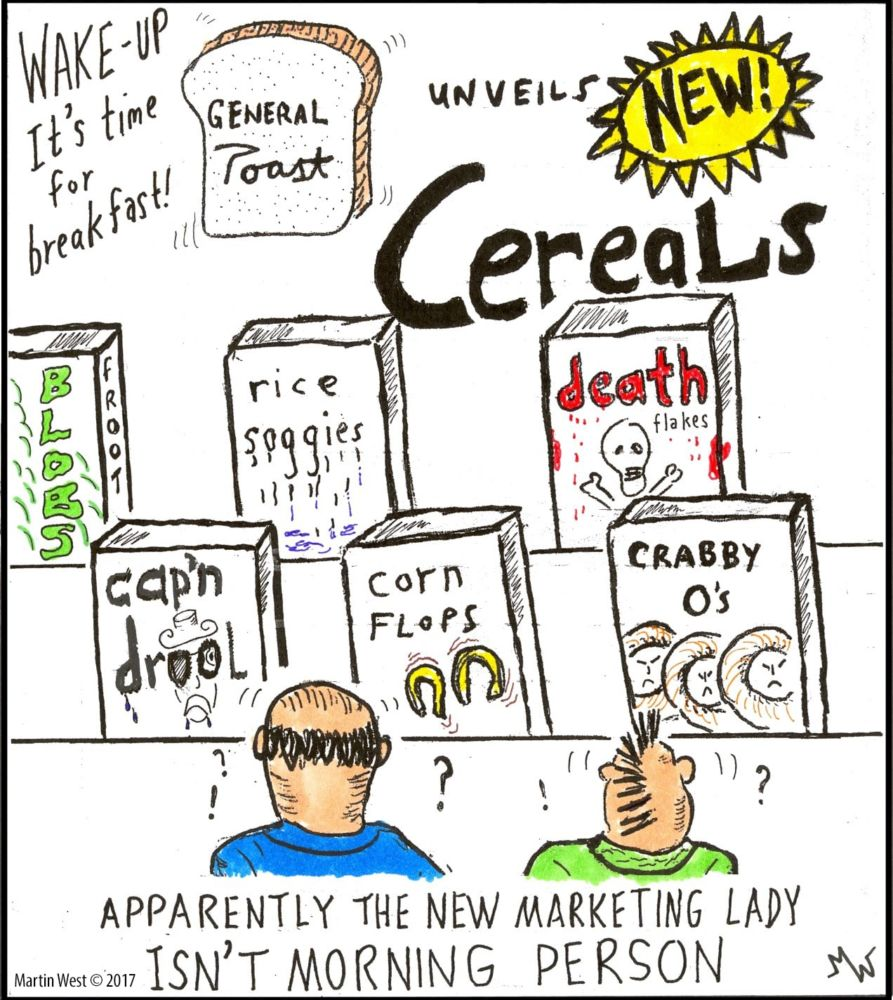 MT#37 Cereals by Martin West