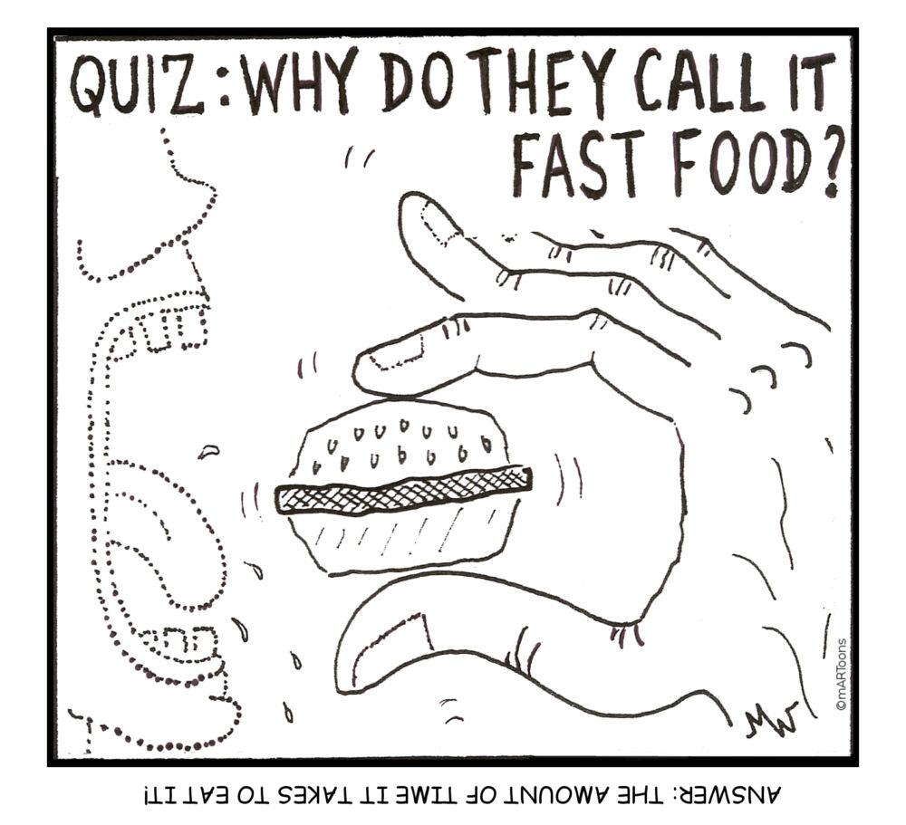 MT#46 Why Fast Food by Martin West