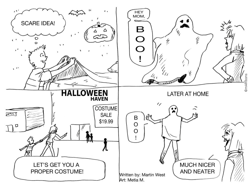 Best of October: MT#60 Neater Ghost