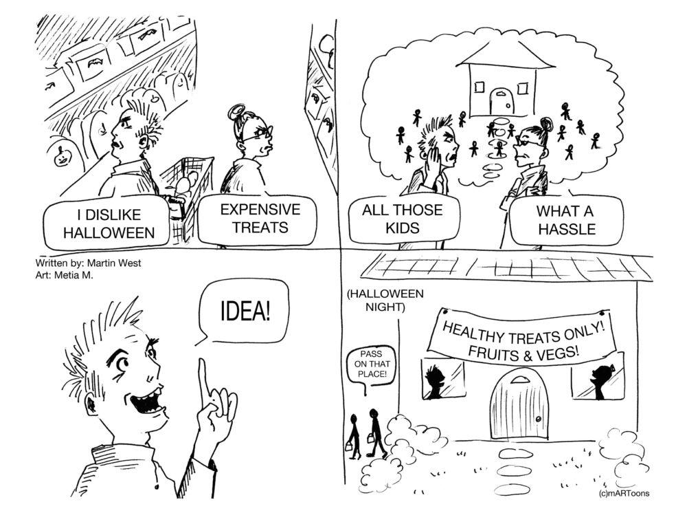Best of October: MT#61 Healthy Halloween