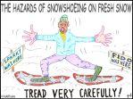2017-12-23-MW#176-SPORTS-Snowshoeing-no cake