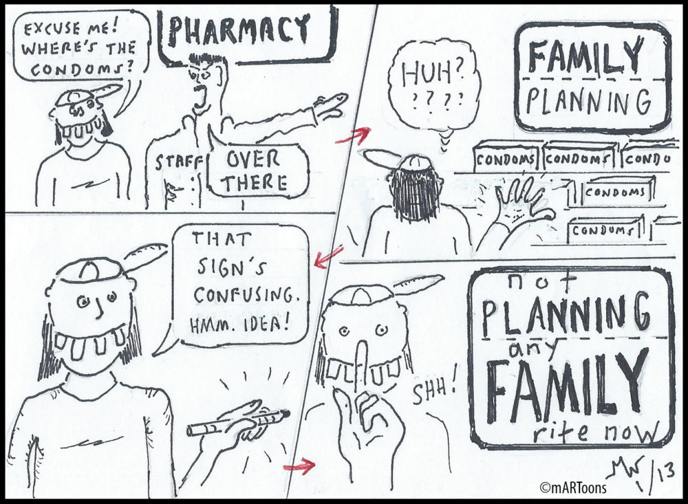 MT#142 Family Planning by Martin West