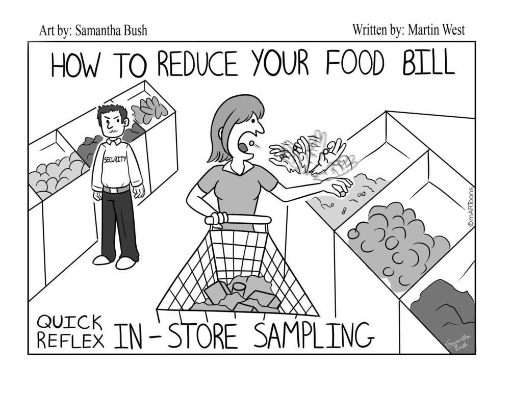 MT#155 Food Snatchers