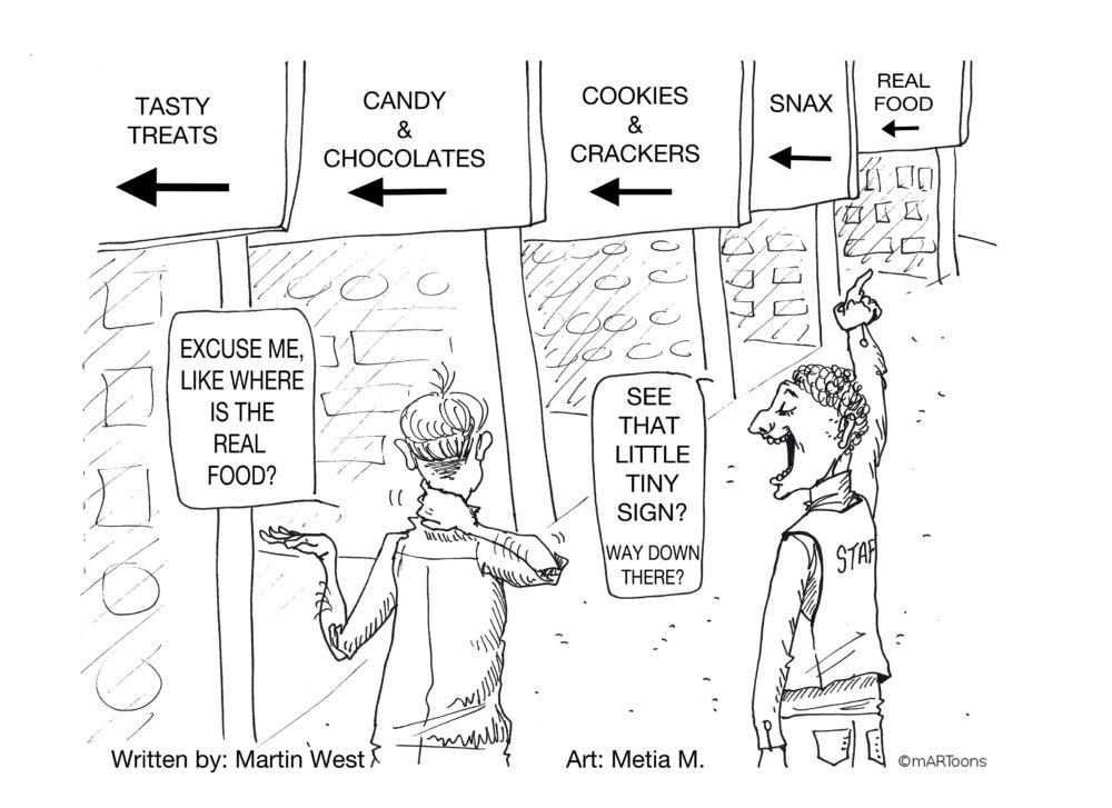 MT#196 Real Food
