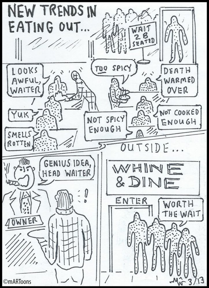 Best of August: MT#345 Whine & Dine