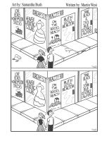 Marriage Cartoon Spot Changes (Whole Image)