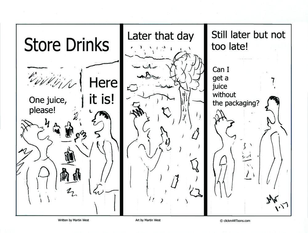 MT#527 Juice Please
