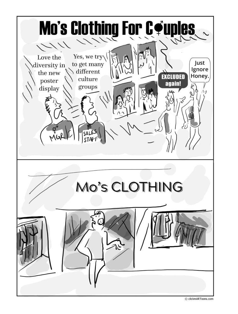 MT#587 Couple's Clothing