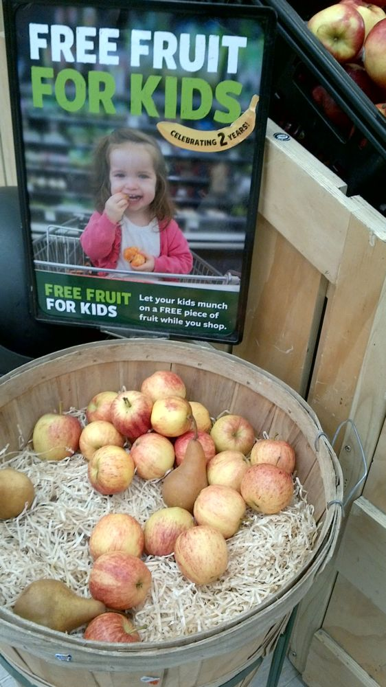 MT#662 Fruit for Kids