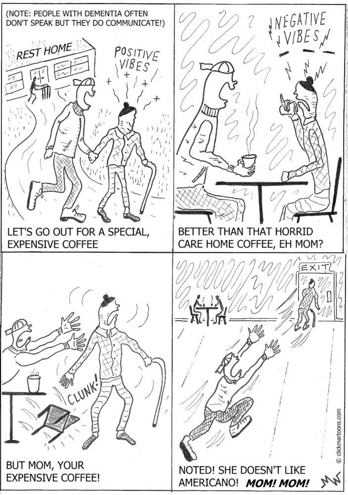 MT#679 Dementia Coffee
