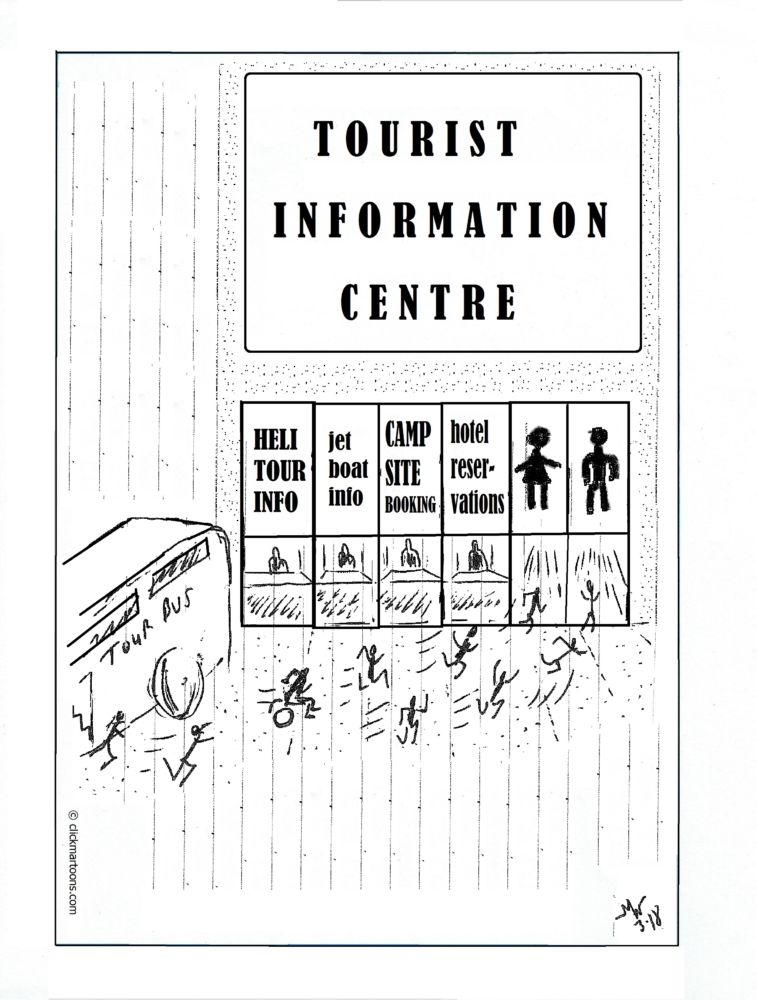 MT#689 Tourist Info