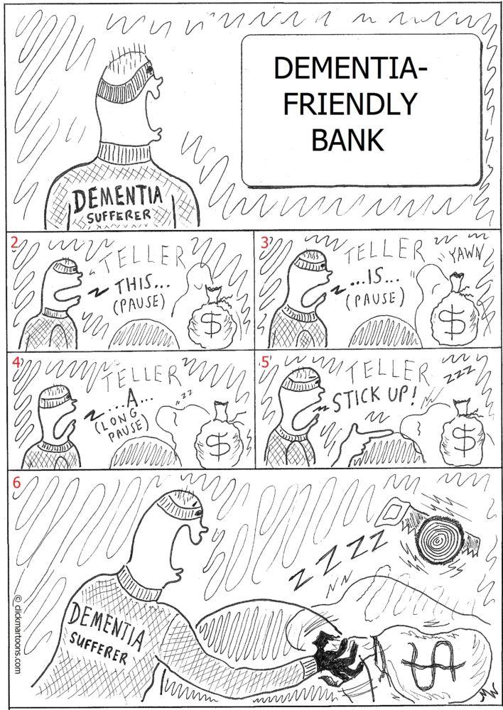 MT#675 Dementia Friendly Bank