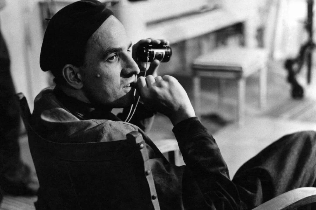 Quem é o Roteirista Ingmar Bergman?