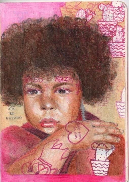 Conheça a Artista Clara Moreno
