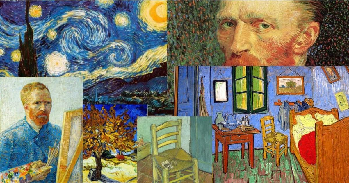 Van Gogh – O Fenômeno Cultural Que Pincelava Tristeza.