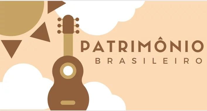 Tese sobre Patrimônio Cultural Brasileiro, de Percival Tirapeli.