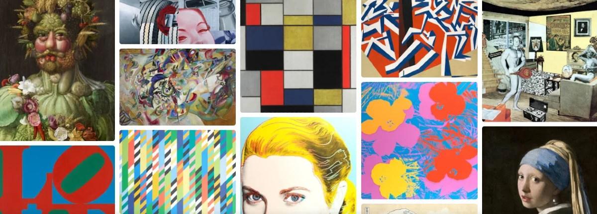 Site disponibiliza gratuitamente quebra-cabeça com desenhos de obras de arte