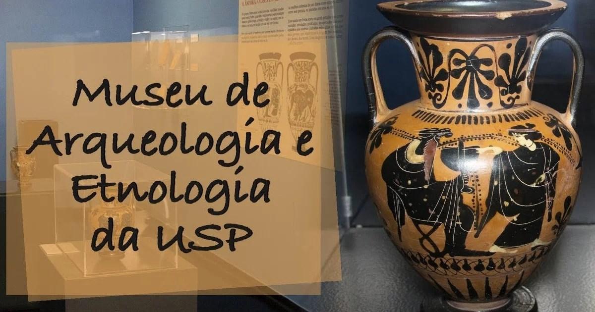 Museu de Arqueologia e Etnologia cria projetos interativos para ensino de história antiga