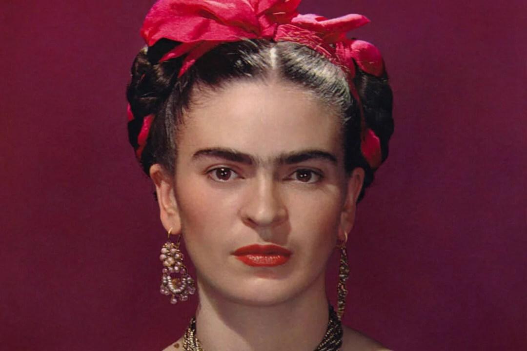 Exposição Virtual gratuita sobre a vida de Frida kahlo