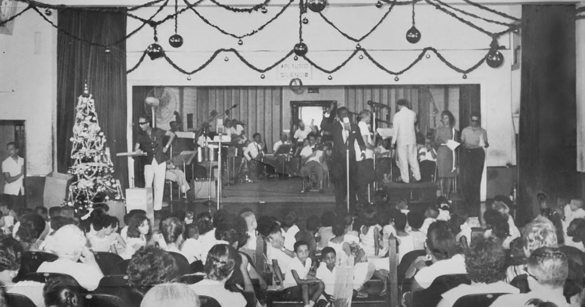O recém-inaugurado Museu da Rádio Nacional