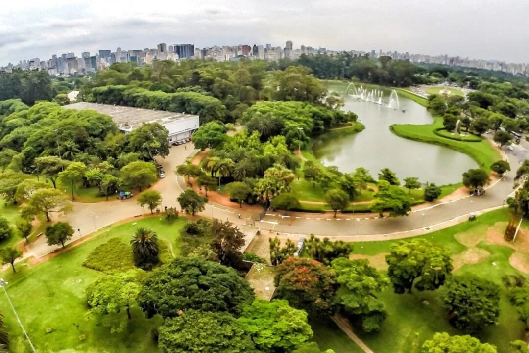 Conheça a história do Parque Ibirapuera