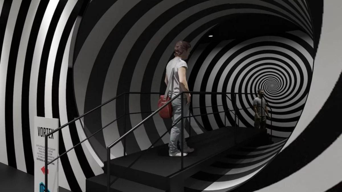 Visite o Museu das Ilusões em São Paulo
