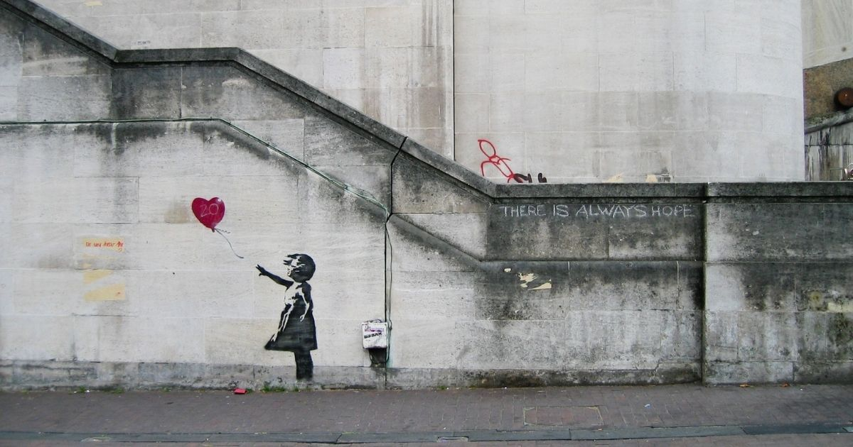Obras mais famosas de Banksy