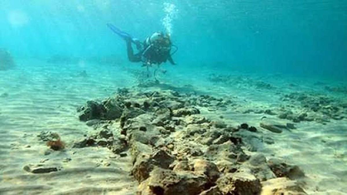 A cidade submersa de Pavlopetri [Confira Aqui]